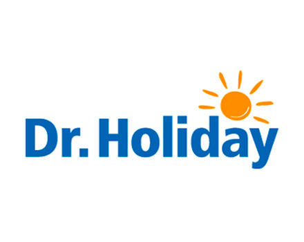 Logo Dr. Holiday